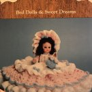 "EMMA Bed doll gown Crochet Pattern Dumplin Design BD506 13"" or 14"" Doll"