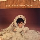 "Megan Bed doll gown Crochet Pattern Dumplin Design BD542 13"" or 14"" Doll"