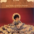 "EVA Bed doll gown Crochet Pattern Dumplin Design BD540 13"" or 14"" Doll"