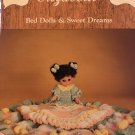 "ELIZABETH Bed doll gown Crochet Pattern Dumplin Design BD544 13"" or 14"" Doll"