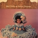 "Sarah Bed doll gown Crochet Pattern Dumplin Design BD501 13"" or 14"" Doll"