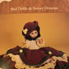 "RACHEL doll gown Crochet Pattern Dumplin Design BD509 13"" or 14"" Doll"