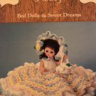"ABBY doll gown Crochet Pattern Dumplin Design BD504 13"" or 14"" Doll"