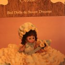 "Claire doll gown Crochet Pattern Dumplin Design BD503 13"" or 14"" Doll"