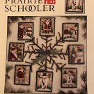 The Prairie Schooler Santas & Snowmen 151 Cross stitch charts