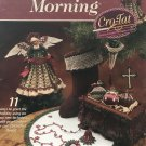 Christmas Morning Crochet Tatting Cro-Tat Pattern Annie's Attic 872812