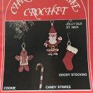 Christmas-Time Crochet Pattern Plaid Enterprises Designs by Sue Penrod #7317