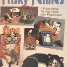 Frisky Felines Plastic Canvas The Needlecraft Shop 89PA1