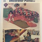 Simplicity 5951 Sleeping Bag, Quilt or Comforter and Carrying Bag - One Size Sewing Pattern