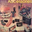 Fashion Doll Camper Accessories Plastic Canvas Pattern Needlecraft Shop 923715