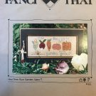 Fanci That How Does Your Garden Grow Counted Cross Stitch Pattern no. 52