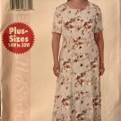 Butterick 5910 See & Sew Misses Dress Size 20 - 24 Sewing Pattern