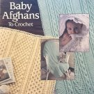 Aran Baby Afghans to Crochet pattern from Leisure Arts 2243