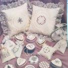 Simple Elegance IV Cross Stitch florals Pat Waters pattern leaflet 128