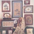 Homespun Love Graph-it Arts Lynn Waters Busa BK31 Cross stitch Pattern