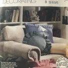 Simplicity 6416 Sewing Pattern Pillows for any Decor