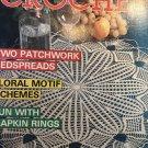 Decorative Crochet Magazine 17 September 1990  doilies, bedspread thread crochet
