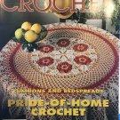 Decorative Crochet Magazine 62 March 1998  Doilies, Cushions and bedspread thread crochet