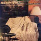Annies Attic 846A Mile-A-Minute Loop n Lace Cables Cables Crochet Pattern
