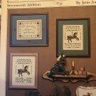Barrett House Seventeenth Addition Carousel Sampler Cross stitch Pattern