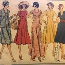 Vogue's Basic Design 1399 Misses' Dress and Jacket Sewing Pattern Size 12