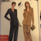 Simplicity 9751 It's Sew Easy Misses Tunic Top and Pants sewing pattern size 10 - 20