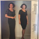Burda 2617 Misses formal evening gown or dress Sewing Pattern Sizes 18 to 28