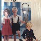 Little Vogue 8010 Child's jumper, shorts, pants and shirt size 5 6 6x