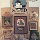 Nantucket Shipyard Donna Gallagher Creative Needlearts Cross stitch Pattern no. 855