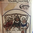Simplicity 8202 Toddler's Dress Size 3 Cinderella Sewing Pattern