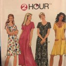 Simplicity 7647 Misses' 2 - hour Sun dress in 3 lengths Sewing Pattern Size XS - M