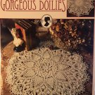 Absolutely Gorgeous Doilies Leisure Arts 2879 Designs by Patricia Kristoffersen