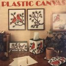 Cardinals and Chickadees in Plastic Canvas Pattern by Joan E. Ray Leisure Arts 360