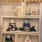 Holiday Tissue Covers Boutique Plastic Canvas Pattern Leisure Arts 333
