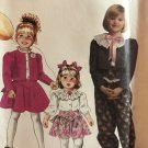 Simplicity 7402 Child's Pants, Skirt, Blouse and Jacket Sewing Pattern Size 3 - 6X