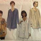 Butterick 6089 Womens' Tunic Top Sewing Pattern size 16 18 20