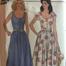 Butterick 3227  Fast & Easy Misses Summer Dress Sewing Pattern