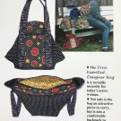 Thumbuddy Special Diva Essential Designer Bag, Backpack Style, Sewing Pattern