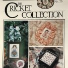 Cross Stitch Pattern The Cricket Collection No. 76 May Flowers