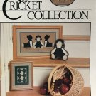 Cross Stitch Pattern The Cricket Collection No. 24 Jonas and Friends