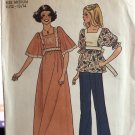Simplicity 7435 Young Junior/Teen's Dress or Top Sewing Pattern Size 11/12 13/14