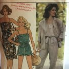 Butterick 6553 Misses' Jacket, Summer Dress and Jumpsuits Sewing Pattern Size  8 10 12