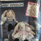 Simplicity 7718 Sitting Bunny and Clothes Daisy Kingdom Sewing Pattern