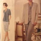 Vogue 9250 Misses' Dress, blouse, skirt and Jacket Sewing Pattern Size 8 10 12