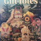 Nifty Gift Totes Plastic Canvas Pattern 12 Designs House of White Birches 181058