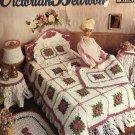 Victorian Bedroom Annie 's Attic Crochet Fashion Doll Furniture Pattern Booklet 879602