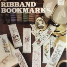 Ribband Bookmarks Cross Stitch Pattern 8 designs Leisure Arts Leaflet 767 by Sam Hawkins