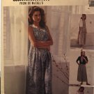 McCall's 6425 Misses' Unlined Jacket, Dress and Jumpsuit Sewing Pattern size 8