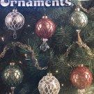 Glass Ball Ornaments Crochet Pattern Annie's Attic 871211