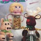 Jar Huggies Annies Attic 87J21 Crochet Pattern